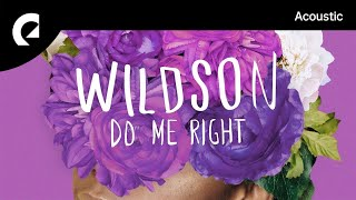 Wildson feat. Frida Winsth - The Things You Do