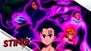 O MELHOR RAP DOS DEZ MANDAMENTOS - (Nanatsu No Taizai) - Sting