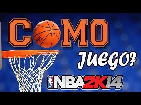 NBA 2K14   ¿Cómo juego yo? #1 - Pasar al jugador adecuado