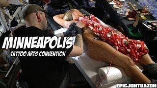 Minneapolis Tattoo Arts Convention 2019 | Villain Arts