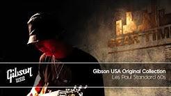 시연 Gibson USA Les Paul Standard 60s