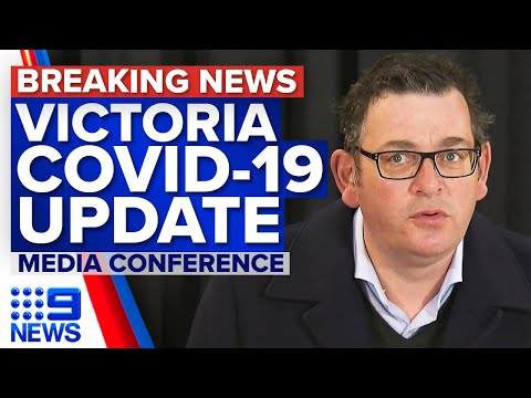Victoria Lockdown To Extend After 92 New Local Cases | Coronavirus | 9 News Australia