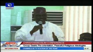 Think Nigeria Christian/Muslim Movement Urges Religious Tolerance Amongst Nigerians