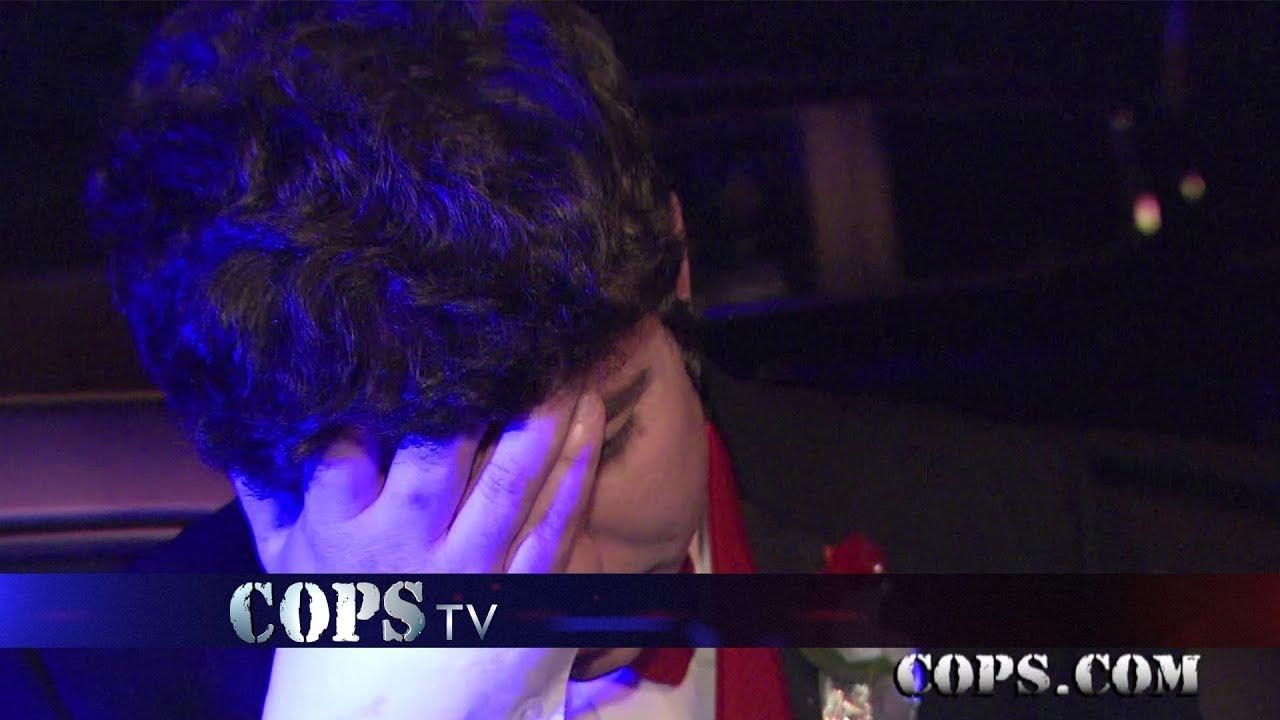 Wedding Car Crasher Show 3014 Cops Tv Show