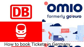 How to book tickets in Germany screenshot 3