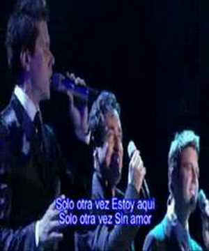 Il divo solo otra vez youtube - Il divo all by myself ...