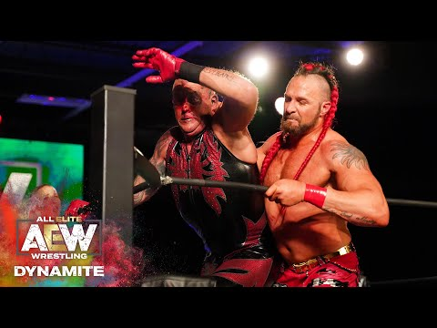 DUSTIN RHODES OR LANCE ARCHER? WHO MOVED ON? | AEW DYNAMITE 4/29/20