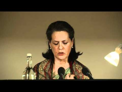 Sonia Gandhi: 14th Commonwealth Lecture - Women as Agents of Change