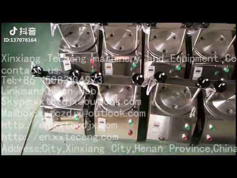 Industrial standard electronic rotary screen sieve shaker
