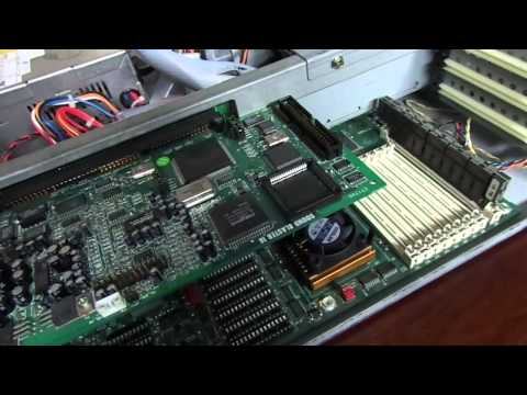 The Tandy 486 MMPC Project