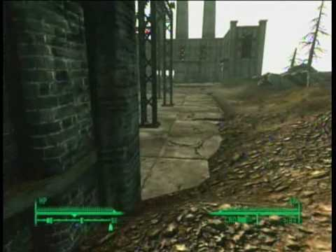 Fallout 3 Railway Rifle Schematic Location - YouTube