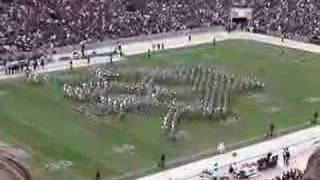 Fightin' Texas Aggie Band at Halftime Full Performance