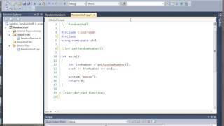 Create Header Files in C++