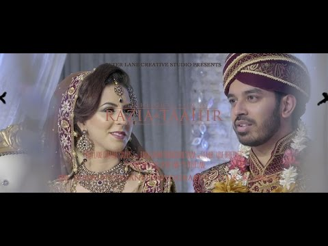 Bolton Excellency Centre Muslim Wedding Video by Peter Lane Wedding cinematography