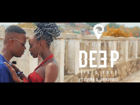 Kuvie- Deep (Into You) (feat. Zepora & Darkovibes) (Official Music Video)