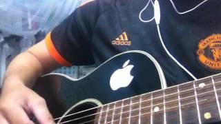 Về Phía Mưa - Guitar Cover ( Bin )