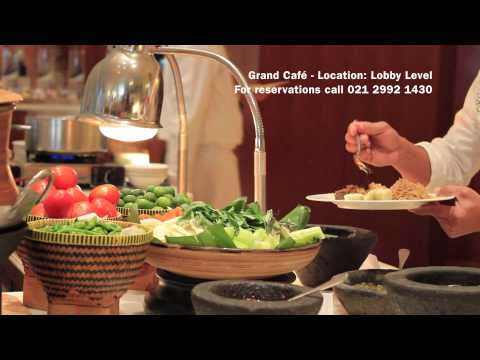 Mouthwatering Buffet At Grand Cafe Jakarta
