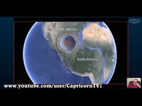 Capricorn TV Interview Gill Broussard PLANET-X (7X)