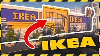 IKEA 2.0 w minecraft!