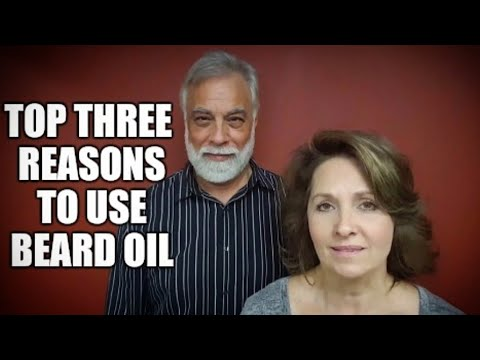 Top three reasons to use beard oil
