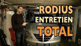 Rodius 🚙 Entretien Complet 180000km 🎞 [long métrage]