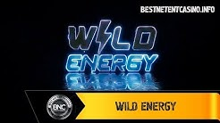 Wild Energy slot by Booming Games