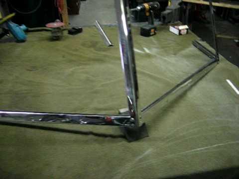 Miller Metals Windshield Frame - YouTube
