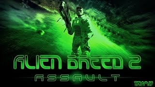 Lets Play Alien Breed 2 - Assault Stage 1 Ignition 1080p Gameplay Walkthrough