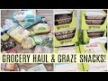 GROCERY HAUL & GRAZE SNACKS! | STOCK UP BEFORE BABY |  KERRY CONWAY