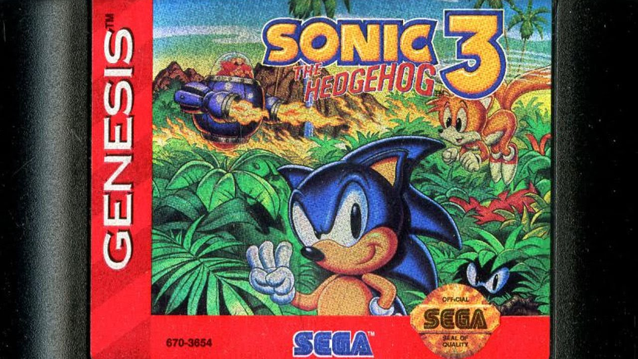 Classic Game Room Sonic The Hedgehog 3 Review For Sega
