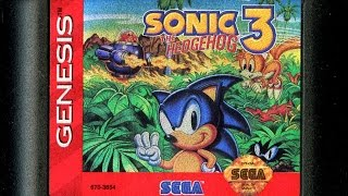 Classic Game Room - SONIC THE HEDGEHOG 3 review for Sega Genesis
