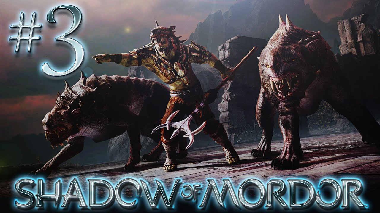 Hertz To Seconds >> SHADOW OF MORDOR - CARAGOR TAMER - YouTube