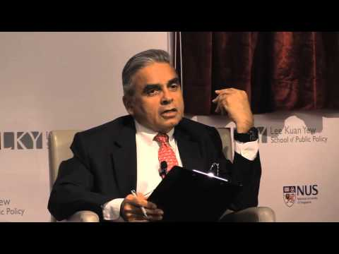 [Q&A] Kishore Mahbubani: Can Singapore Survive?