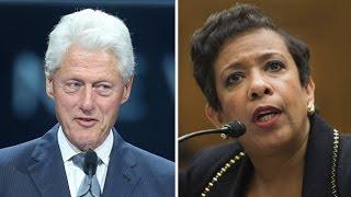 Bill Clinton, Loretta Lynch Facing Lawsuit For Shady Meeting