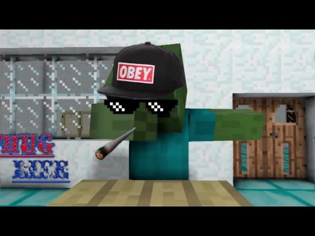 Monster School : MOMO Season 2 ( Part 2 ) - Minecraft Animation