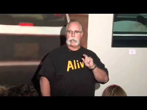 Meeting Bill Barlow in Austin #14