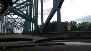 i 57 bridge over the mississippi river at cairo il