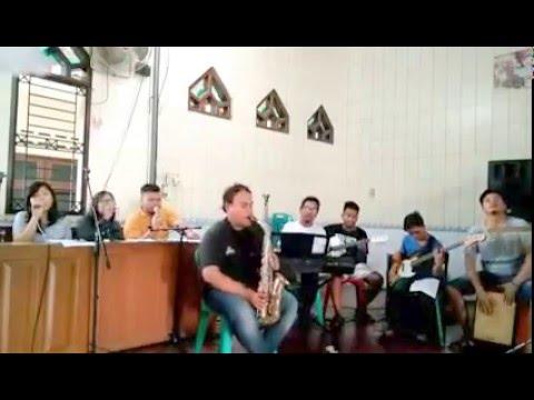 PERMATA GBKP KM. 7 Music Team - Gunung Kudus-Mu