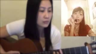 Mùa Đông Của Anh (guitar cover) Thùy Dương