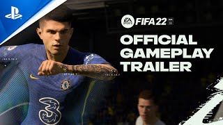 FIFA 22 | Official Gameplay Trailer | PS5, PS4