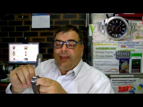 WRIST WATCH CARE AND ADVICE - TIPS FOR KEEPING YOUR WATCH IN GOOD SHAPE