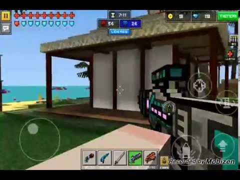 Pixel Gun 3D !!Nueva Actualización!! 9.1.0