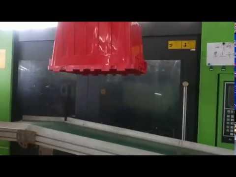 China Sunbun SK1000 Plastic Frust Crate Making Machine ...
