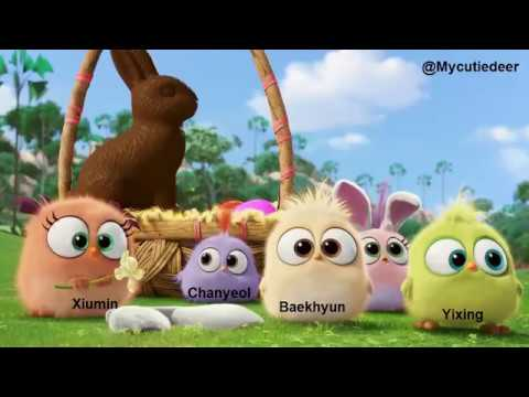 EASTER DAY AT EXO DORM WHEN BAEKHYUN AND YIXING ARE STILL FIGHTING OVER EASTER BUNNY part2