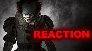 Pennywise 2017 Reaction