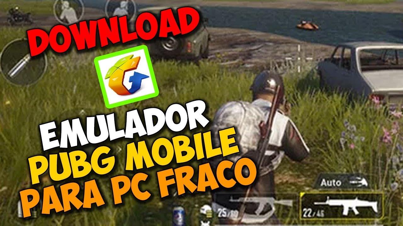 descargar pubg mobile para pc tencent games