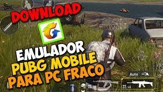 DOWNLOAD EMULADOR OFICIAL TENCENT GAMES PARA PUBG MOBILE BR|PC FRACO