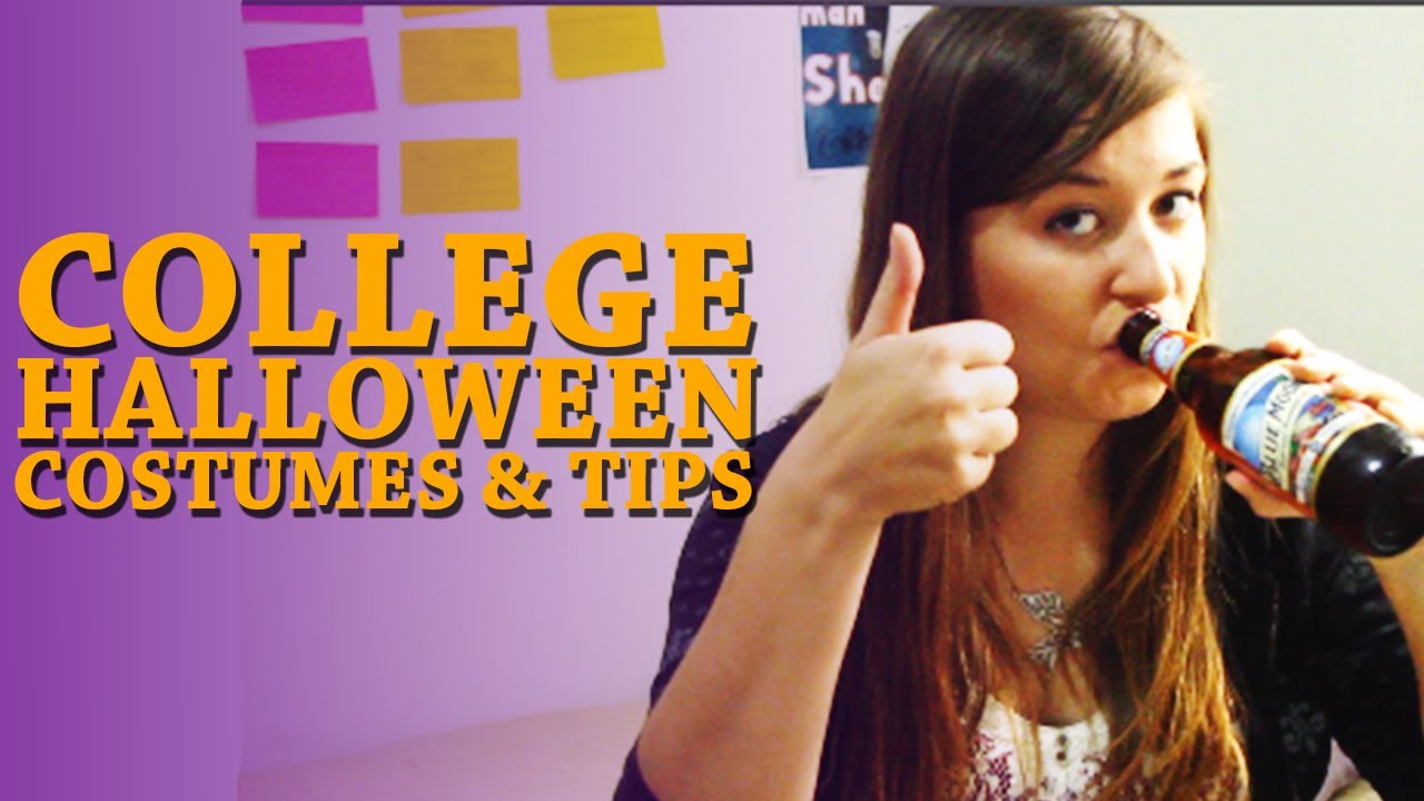 college halloween costume ideas and party tips for the white girl wasted crowd youtube