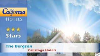 The Bergson, Calistoga Hotels - California