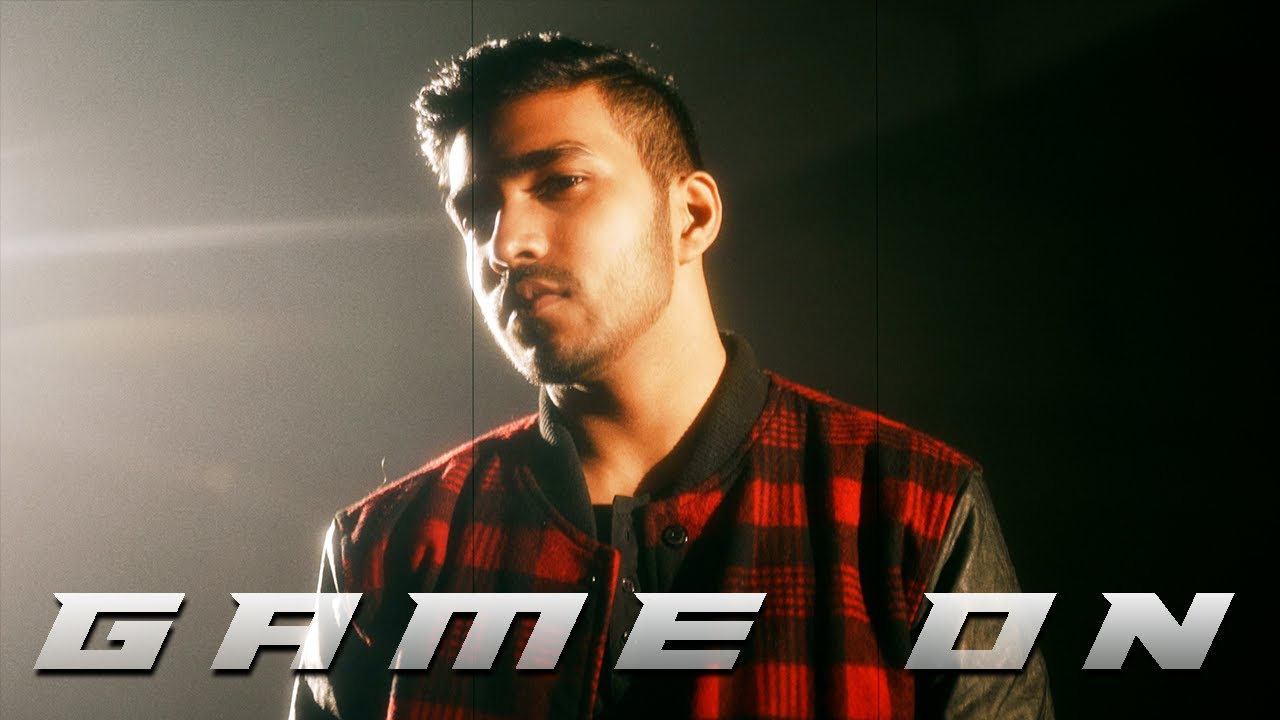 GAME ON - UJJWAL X Sez On The Beat (Official Music Video) | Techno Gamerz